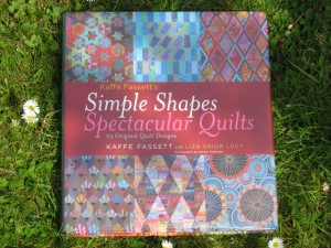 Kaffe Fassett's latest book