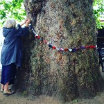 heartstrings-alison-bedecking-the-hanging-tree-in-abbey-green-bath-july-2016